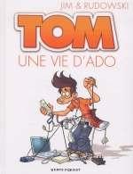 Tom une vie d'Ado, bd chez Vents d'Ouest de Rudowski, Jim, Lerolle