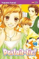 Parfait-tic ! T14, manga chez Panini Comics de Nanaji