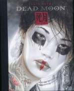 Dead Moon, comics chez Milady Graphics de Royo