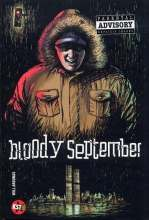 Bloody september, bd chez Casterman de Will Argunas