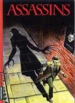 Assassins T2 : Le vampire de Düsseldorf (0), bd chez Casterman de Rodolphe, Puchol, Yérathel