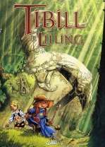 Tibill le Lilling T1 : Salade d'Ortiz (0), bd chez Soleil de Ange, Cagniat, Guillo