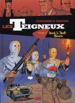 Les teigneux T3 : Rock'n roll biniou (0), bd chez Soleil de Chanoinat, Castaza, Romanet