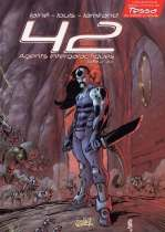 42 agents intergalactiques T2 : Ari (0), bd chez Soleil de Louis, Lainé, Lamirand