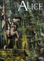 Alice, bd chez Soleil de Cellier, L'homme