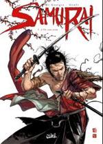Samurai – cycle 2, T5 : L'île sans nom (0), bd chez Soleil de Di Giorgio, Genet, Rieu
