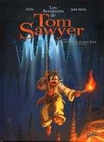 Tom Sawyer T4 : Le Trésor du capitaine Kidd (0), bd chez Soleil de Istin, Akita