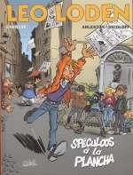 Léo Loden T19 : Spéculoos à la plancha (0), bd chez Soleil de Arleston, Nicoloff, Carrère, Cerise