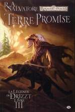 Dungeons & Dragons - La légende de Drizzt T3 : Terre promise (0), comics chez Milady Graphics de Dabb, Salvatore, Seeley, Blond, Lockwood