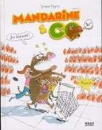 Mandarine and Cow T5 : Jus d'orange (0), bd chez Milan de Azam