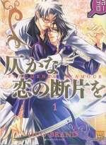 Les fragments d'amour T1, manga chez Taïfu comics de Duo brand