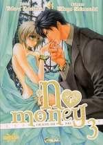 No money T3, manga chez Asuka de Kousaka, Shinozaki