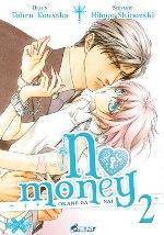 No money T2, manga chez Asuka de Kousaka, Shinozaki