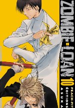 Zombie Loan T10, manga chez Asuka de Peach-Pit
