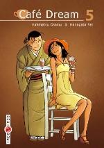 Café Dream T5, manga chez Bamboo de Hiramatsu, Hanagata