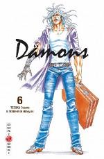 Dämons T6, manga chez Bamboo de Yonehara, Tezuka