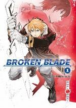 Broken Blade T1, manga chez Bamboo de Yoshinaga