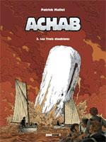 Achab T3 : Les trois doublons (0), bd chez Treize étrange de Mallet
