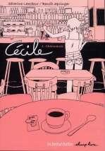 Cécile, bd chez La boîte à bulles de Lambour, Springer
