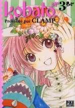 Kobato T3, manga chez Pika de Clamp