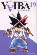 Yaiba T19, manga chez Soleil de Aoyama