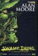 Swamp Thing T1 : La créature du marais (0), comics chez Panini Comics de Moore, Bissette, Day, Veitch, Totleben, Wood