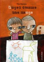 Sage comme une image, bd chez Les enfants rouges de Rojzman