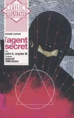 L'agent secret, comics chez ¡ éditions ! de Snyder III