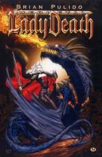 Medieval Lady Death T1, comics chez Milady Graphics de Pulido, Di Amorim, Alves, Waller, Dalhouse
