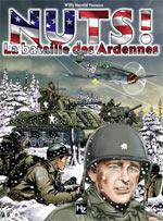 La bataille des Ardennes T1 : Nuts ! (0), bd chez Joker de Vassaux