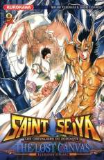 Saint Seiya - The lost canvas  T9, manga chez Kurokawa de Teshirogi, Kurumada