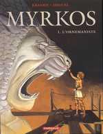 Myrkos T1 : L'ornemaniste (0), bd chez Dargaud de Kraehn, Miguel, Jambers