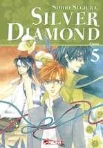 Silver diamond T5, manga chez Asuka de Sugiura