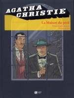Agatha Christie T19 : Maison du péril (la) (0), bd chez Emmanuel Proust Editions de Quella-Guyot, Jollet, Baloo