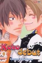 Koko debut T8, manga chez Panini Comics de Kawahara