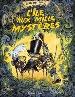 L'île aux mille mystères, bd chez Desinge&Hugo&Cie de Guillemois