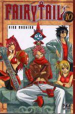 Fairy Tail T10 : , manga chez Pika de Mashima