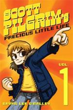 Scott Pilgrim – 1ère édition - N&B, T1 : Precious little life (0), comics chez Milady Graphics de O'Malley