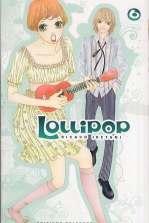 Lollipop T6, manga chez Delcourt de Iketani