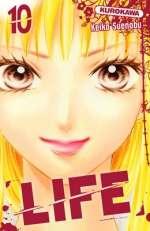 Life T10, manga chez Kurokawa de Suenobu