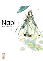 Nabi T1, manga chez Kana de Yeon joo