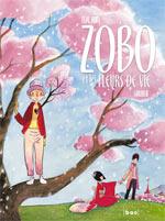 Zobo et les fleurs de vie T1 : Sakura (0), bd chez Paquet de Nie
