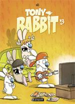 Les rabbit T3 : Show Lapin (0), bd chez Paquet de Sti, Gonzàles, Ruiz
