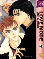 Love mode T4, manga chez Taïfu comics de Shimizu