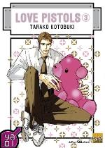 Love Pistols T3, manga chez Taïfu comics de Kotobuki