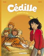 Cédille T1 : Zizanie au zoo (0), bd chez Le Lombard de Cantin, Cécile, Checcaglini