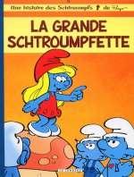 Les Schtroumpfs T28 : La grande schtroumpfette (0), bd chez Le Lombard de Jost, Culliford, Garray, Culliford