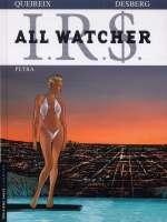 All watcher T3 : Petra (0), bd chez Le Lombard de Desberg, Queireix, Bautista, Coquelicot, Burgazzoli