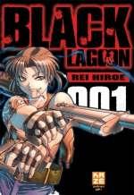 Black lagoon - Nouvelle édition T1, manga chez Kazé manga de Hiroe