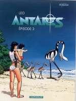 Antarès T3 : Episode 3 (0), bd chez Dargaud de Léo